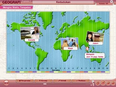 e-Bahan Interactive Courseware