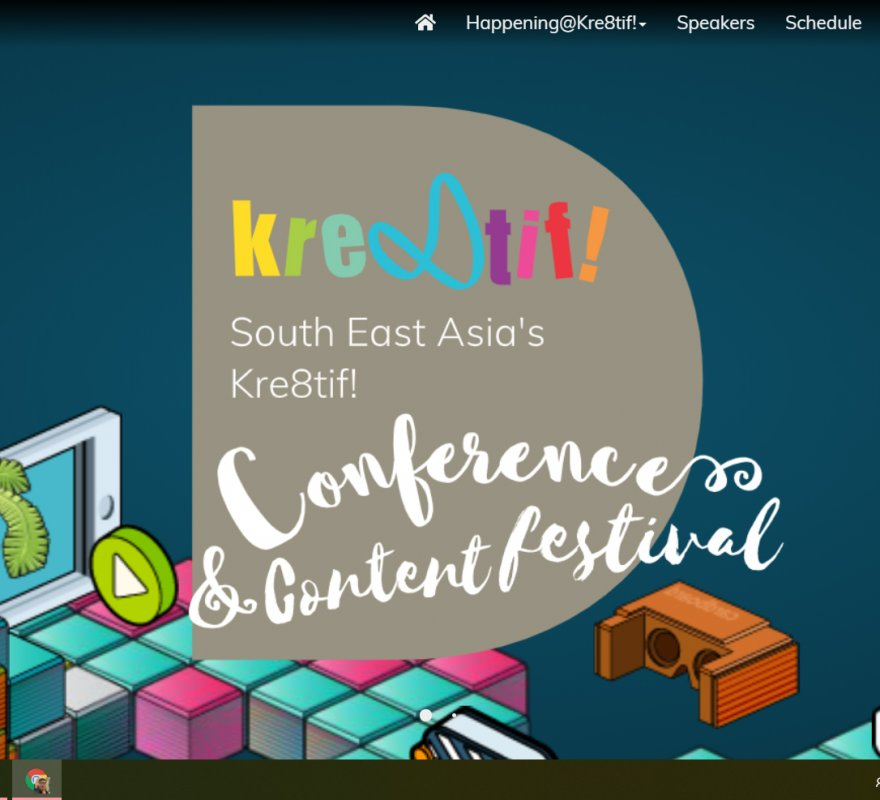 Kre8tif Web Design