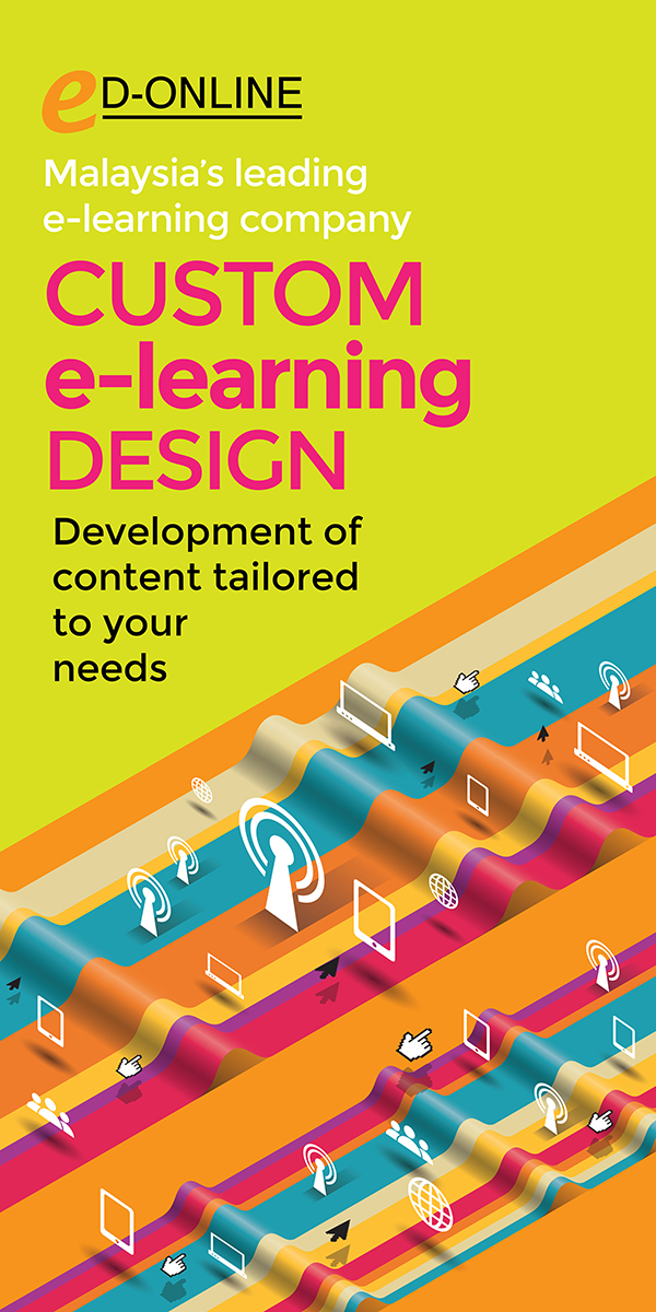 Custom e-Learning Design | Development of content tailored to your needs